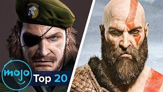 Top 20 Greatest Video Game Anti-Heroes