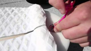 How To Tie A Surfboard Leash String