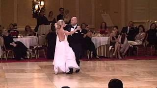 2014 NV Ball - Andrew Sinkinson & Charlotte Jorgensen Showdance - Foxtrot