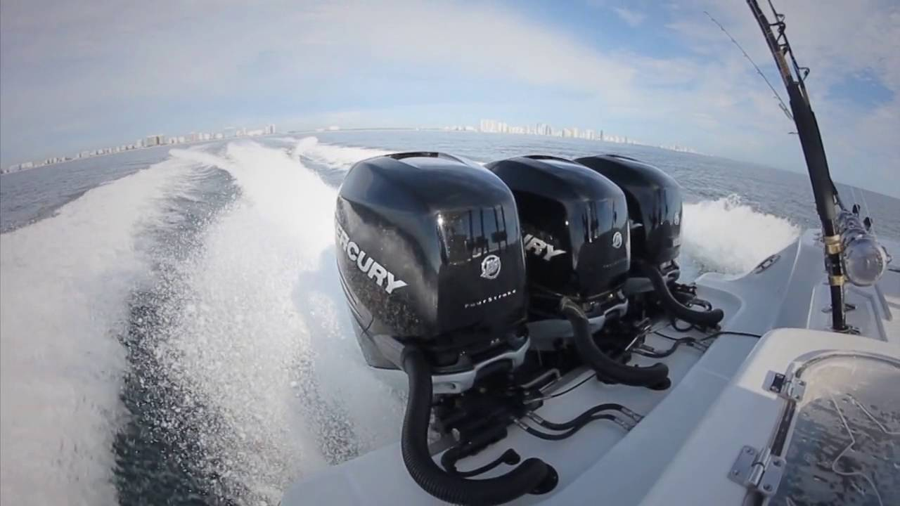 Mercury Marine changes the boating industry.