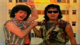 Artis Rock Indonesia - Kebyar Kebyar (Original Music Video & Clear Sound)