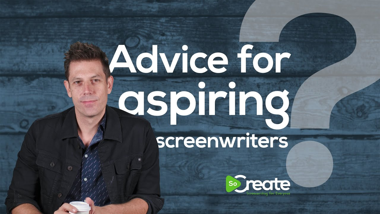 Disney Writer Ricky Roxburgh Has This Advice for Aspiring Screenwriters