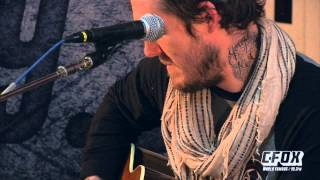 Brian Fallon - 4 - National Anthem (CFOX Uninvited Guest)