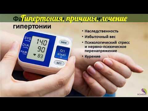 Какие лекарства от гипертонии назначают