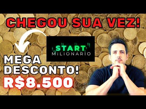 Start Milionário Funciona? Curso Start Milionário é Bom? Tio Huli – Carteira de Investimentos