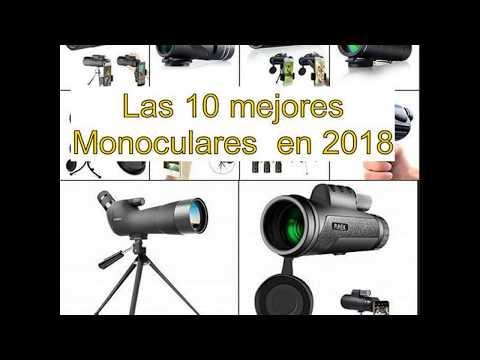 Las 10 mejores Monoculares  en 2018
