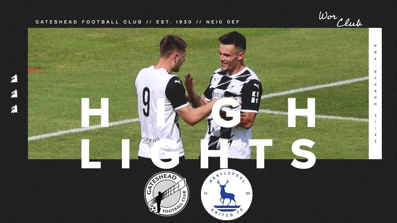 Hebburn Town 1-4 Gateshead FC