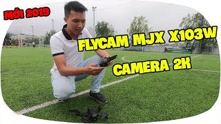 LKRC - Flycam X103W Camera 2K Bay Xa 800m