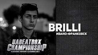 Brilli | UABEATBOX Championship 2017