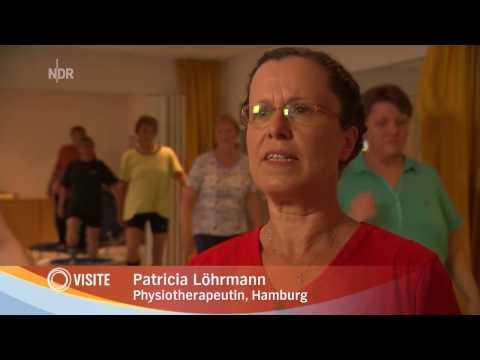 NDR Visite vom 10.09.2013: Trampolin, Luftsprünge für die Gesundheit
