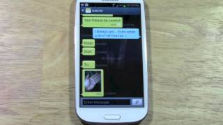 Galaxy S3 (Slll) - How to Fix Text Message Downloading Error​​​ | H2TechVideos​​​
