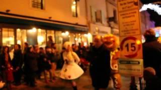 preview picture of video 'souvenir de la parade de Noël de Lagny sur Marne'
