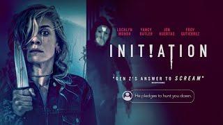 Initiation   UK Trailer   Campus slasher starring