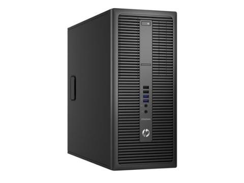 HP Elitedesk 800 G2 i7 Windows 10 pro unboxing. HP P1G42EA unboxing
