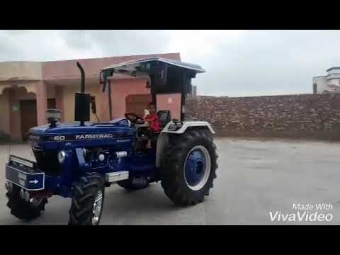 Farmtrac 60 classic modified - DIESEL MONSTERS - Video