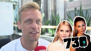 Mads Hansen Får Kritikk Av Ulrikke Falch, Isabel Raad Og 730