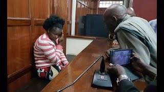 KNH baby theft suspect locked up - VIDEO