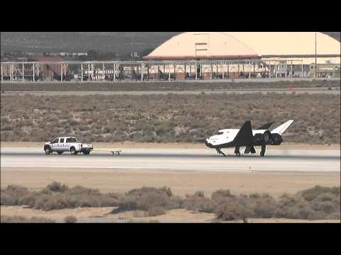 Dream Chaser tow testing