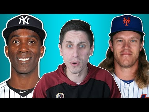 McCutchen SIGNS with Phillies + Noah Syndergaard Yankees Rant
