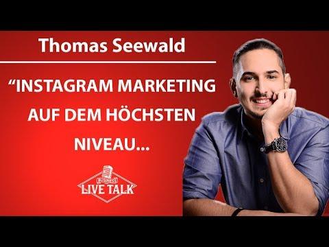 Tommy Seewald Instagram Marketing - Mehr Follower Und Die Besten Instagram Hacks