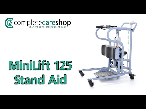MiniLift 125 Stand Aid Demonstration
