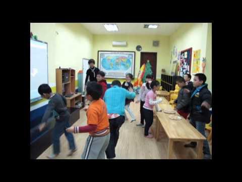 Những trò chơi sáng tạo trong lớp học MIDA