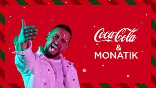 Ваня Сафаров И Дима Монатик, MONATIK — «Свято наближається» (new version by Coca-Cola & MONATIK)