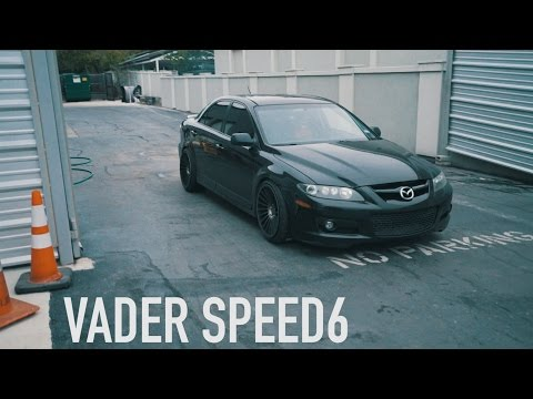 The Speed6 Got New Wheels!