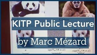 Marc Mezard: Artificial intelligence: success, limits, myths and threats