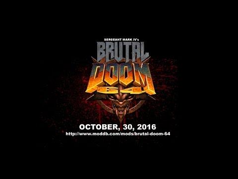 Doom 64 Is Getting The Brutal Doom Makeover This Weekend
