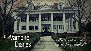 Twelve Oaks Bed And Breakfast Covington Vampire Diaries Film Location