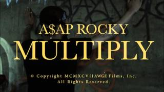 Asap Rocky Multiply BASS BOOSTED