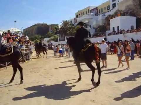 San Juan Ciudadela juegos d'es pla ,Sant Joan Ciutadella 2012