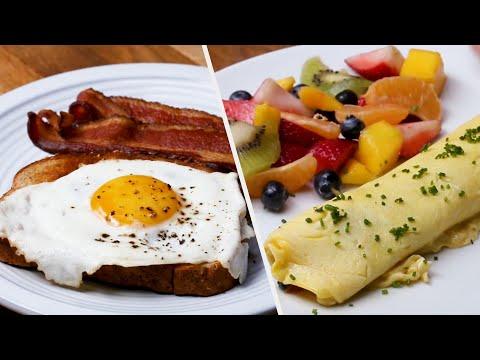 5個健康早餐的製作食譜
