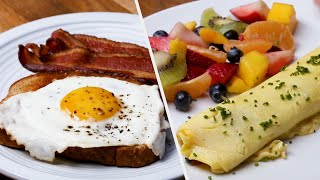 5 Healthy Breakfast Recipes To Keep You Fresh All Day • Tasty
