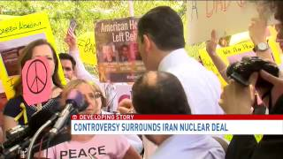 Controversy surrounds Iran nuclear deal