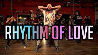 Rhythm Of Love feat Jade Chynoweth - Danity Kane | Brian Friedman Choreography | Millennium