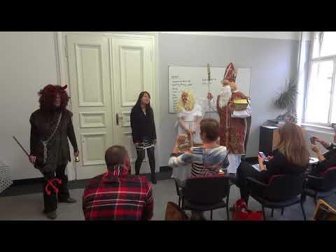 Video z Mikuláše 2017