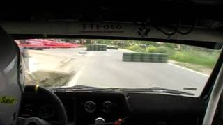 preview picture of video 'Camara interior IV cronometrada cortes de la frontera corsa GSI'