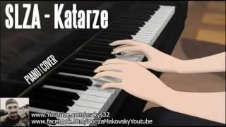 PIANO │ SLZA - Katarze │ COVER