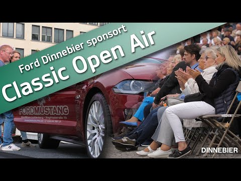 Unsere Autos beim Classic Open Air in Berlin