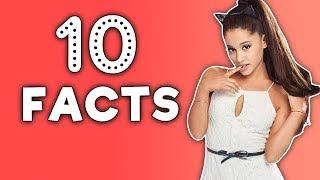 ARIANA GRANDE - 10 ΠΡΑΓΜΑΤΑ ΠΟΥ ΔΕΝ ΗΞΕΡΕΣ | 10 FACTS