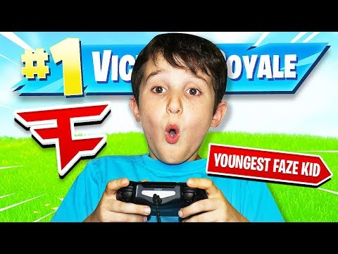 """""""9 YEAR OLD JOINS FAZE CLAN"""""""