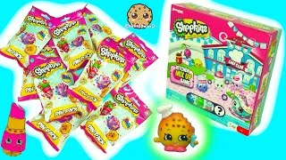 Season 6 Chef Club Kitchen Game, Limited Edition DVD Shopkins + Surprise Blind Bags
