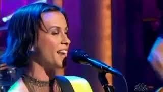 Alanis Morissette live Eight Easy Steps