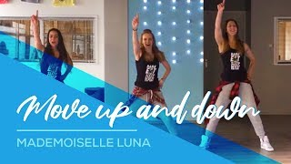 Move Up & Down - Mademoiselle Luna - Easy Fitness Dance Choreo Zumba