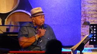 Aaron Neville - Our Day Will Come 8-30-15 City Winery, NYC