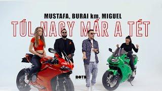 Mustafa x Burai km. Miguel - Túl nagy már a tét