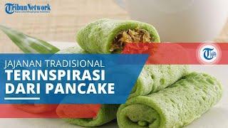 Dadar Gulung, Jajanan Tradisional yang Identik dengan Rasa Manis & Gurih, Terinspirasi dari Pancake