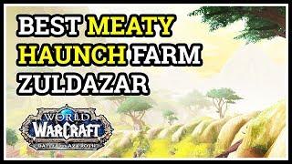 Best Meaty Haunch Farm Spot WoW Zuldazar